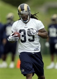 Rams Minicamp Football