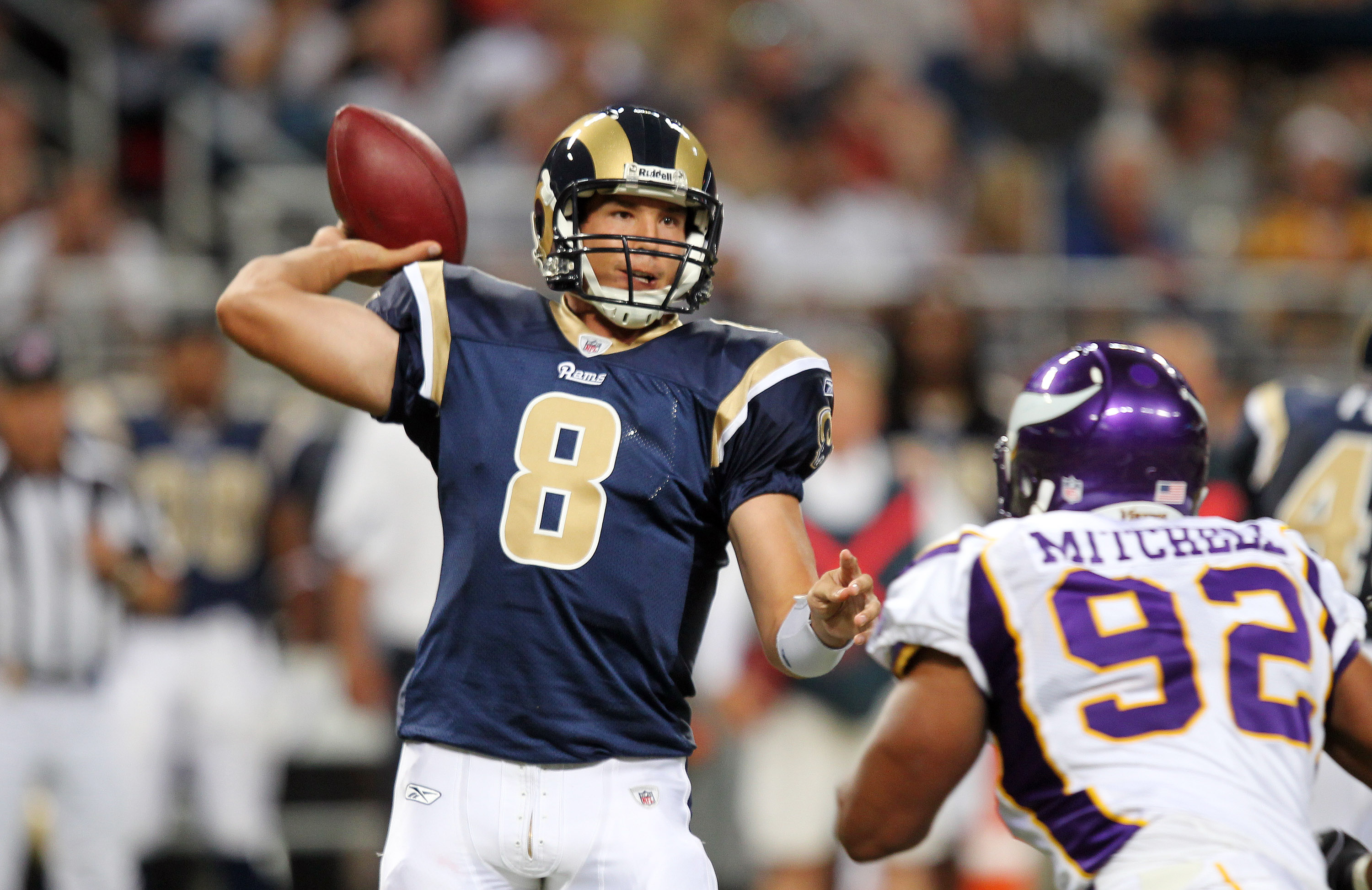 Vikings vs Rams — Game Preview