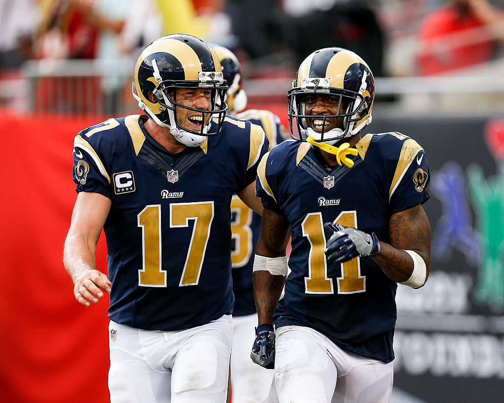 Los Angeles Rams v Tampa Bay Buccaneers