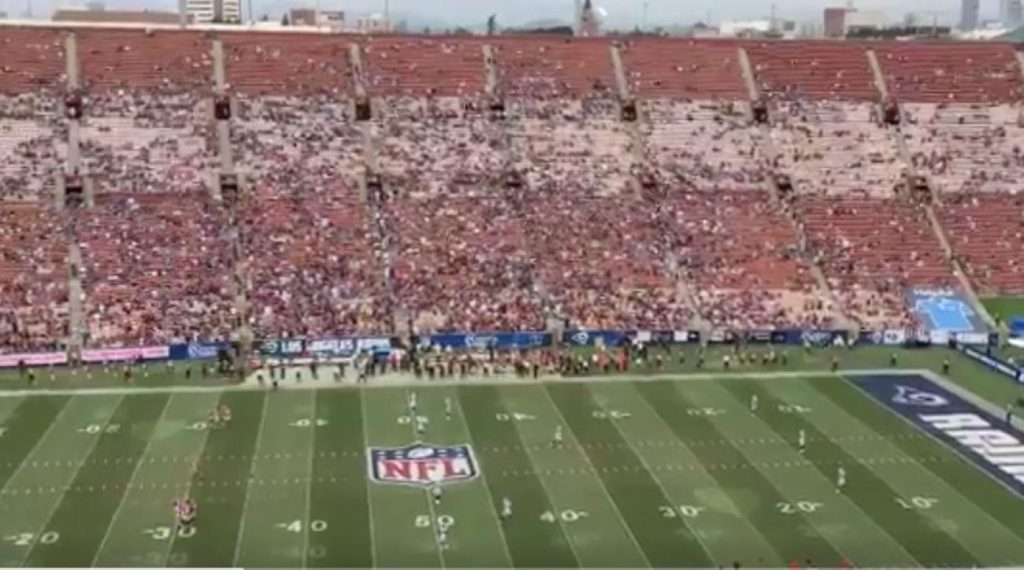 Plenty of Good Seats Remain for the Rams Wild Card Playoff Game Saturday