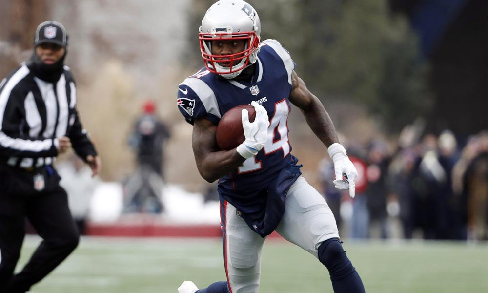 Rams Grab Wide Out Brandin Cooks From the Patriots For the 23rd Pick in the Draft