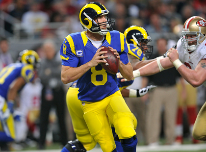 Rams Denied Request from NFL to Wear More Throwbacks in 2018 - Rams Gab 30925e91a