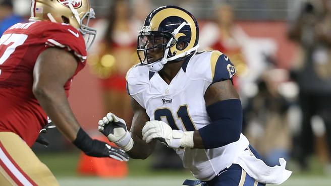 Rams OLB Dominique Easley Undergoes Another Knee Surgery